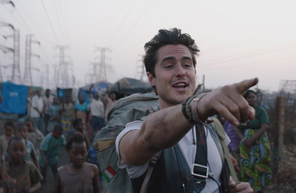 """Ben Schnetzer in """"The Journey is the Destination"""""""
