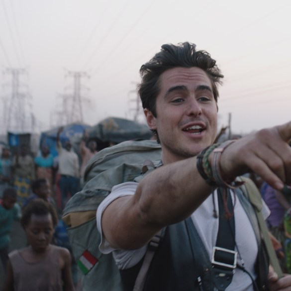 "Ben Schnetzer in ""The Journey is the Destination"""