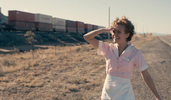 "Olivia Cooke in ""Katie Says Goodbye"""
