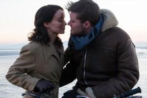"Rooney Mara and Jack Reynor in ""Secret Scripture"""