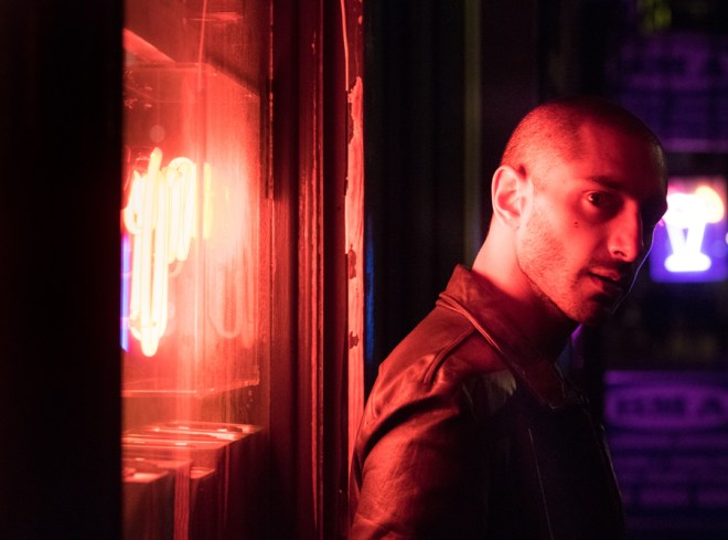 "Riz Ahmed in ""City of Tiny Lights"""