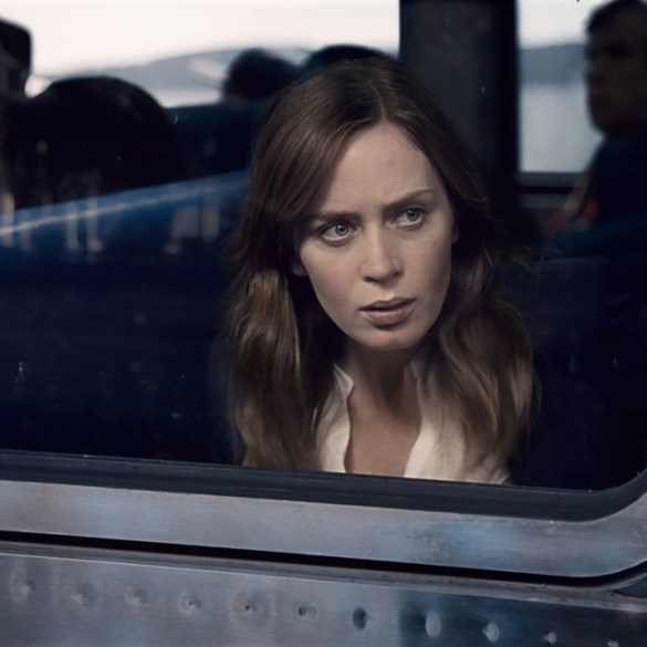 "Emily Blunt in ""Girl on the Train"""