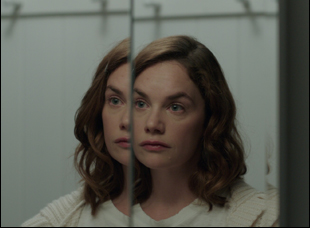 "Ruth Wilson in ""I Am the Pretty Thing That Lives in the House"""