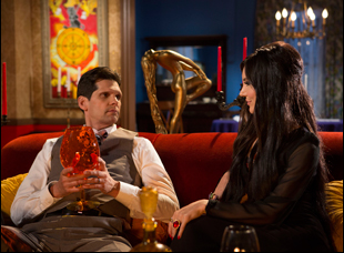 "A scene from Anna Biller's ""The Love Witch"""