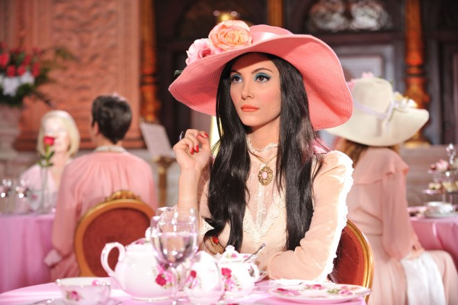 "Samantha Robinson in ""The Love Witch"""