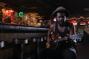 "Gary Clark Jr. in ""Two Trains Runnin'"""