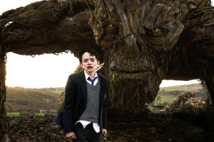 "Lewis MacDougall in ""A Monster Calls"""