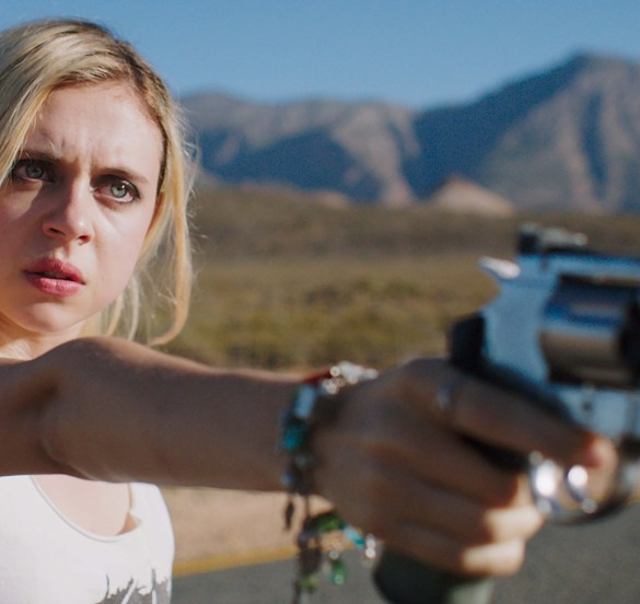 "Bel Powley in ""Detour"""