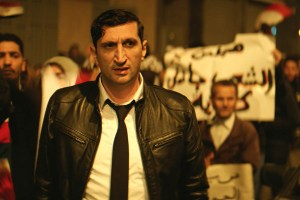 "Fares Fares in ""The Nile Hilton Incident"""