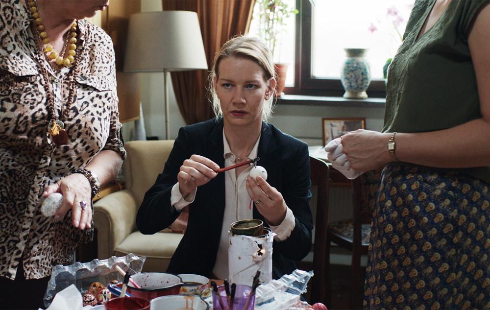 """Sandra Huller in """"Toni Erdmann"""""""