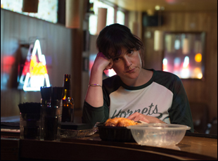 "Melanie Lynskey in ""I Don't Feel at Home in This World Anymore"""
