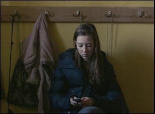 """Ola in Anna Zamecka's """"Communion"""""""
