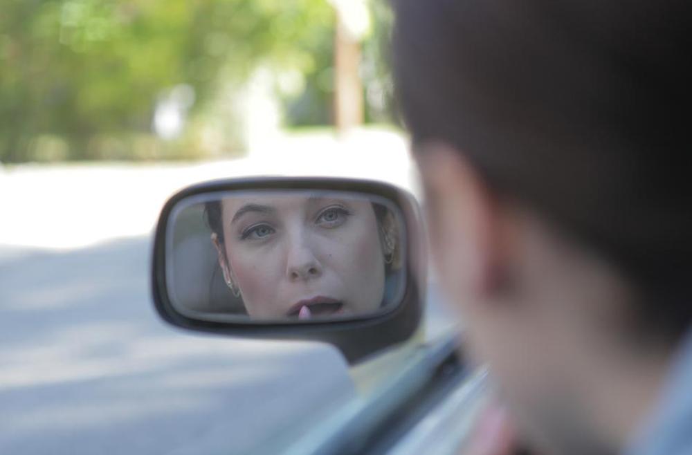"""Caroline Dhavernas in """"Easy Living"""""""
