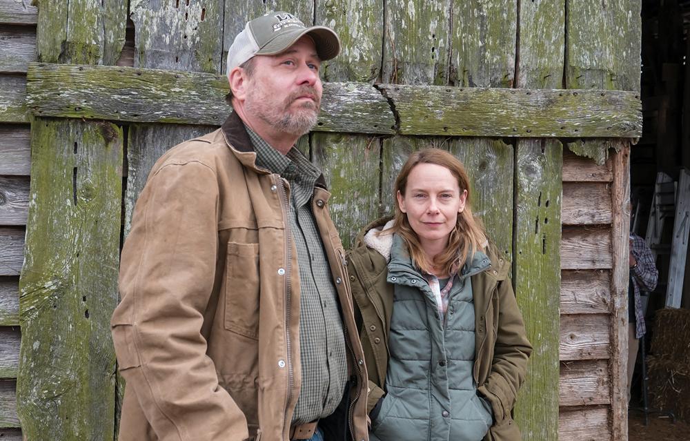 "Amy Ryan and Terry Kinney in ""Abundant Acreage Available"""