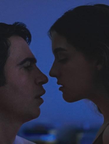"""Chris Messina and Quinn Shephard in """"Blame"""""""