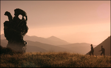 "A scene from Justin Benson and Aaron Moorhead's ""The Endless"""