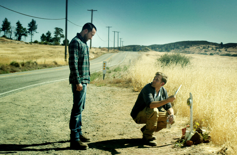 """A scene from Justin Benson and Aaron Moorhead's """"The Endless"""""""