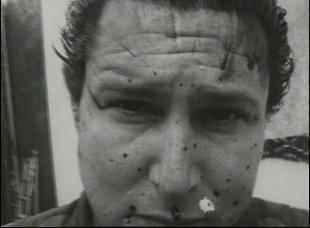 "Julian Schnabel in ""Julian Schnabel: A Private Portrait"""