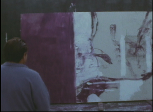 "Julian Schnabel in ""Julian Schnabel: A Private Portrait"""