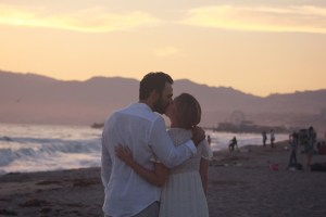 """Amir Arison and Anna Margaret Hollyman in """"20 Weeks"""""""
