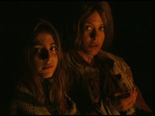 """Sophia Mitri Schloss and Katherine Moenning in """"Lane 1974"""""""