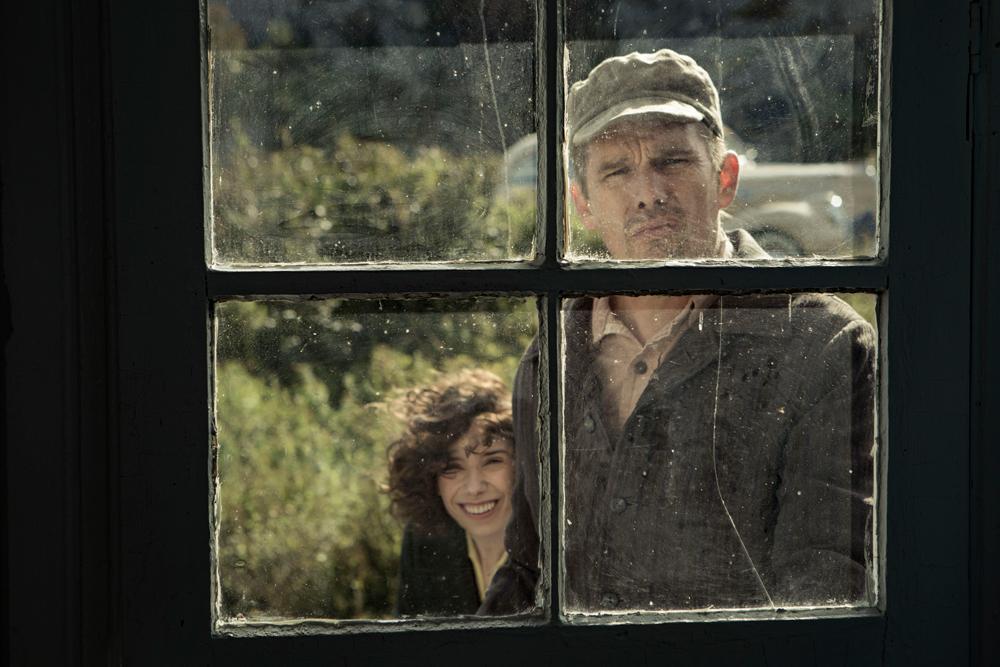 "Ethan Hawke and Sally Hawkins in ""Maudie"""