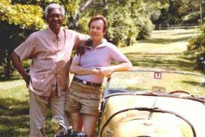 "Bayard Rustin and Walter Naegle in ""Bayard in Me"""