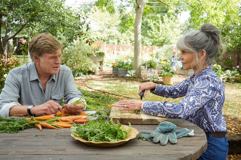 """Robert Redford and Jane Fonda in """"Our Souls at Night"""""""