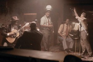 """A scene from Scott Smith's """"Chasing the Blues"""""""