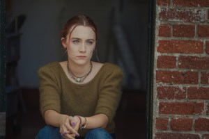 "Saoirse Ronan in ""Lady Bird"""