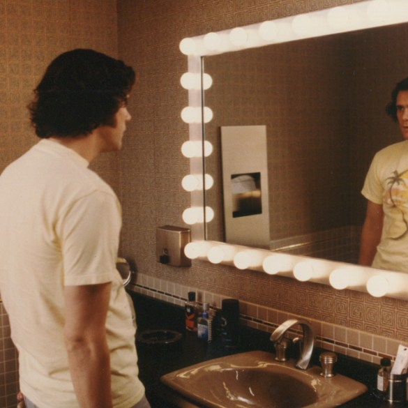 """Jim Carrey as Andy Kaufman in """"Jim & Andy: The Great Beyond"""""""