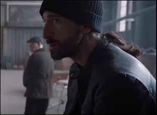 """Adrien Brody in """"Bullet Head"""""""