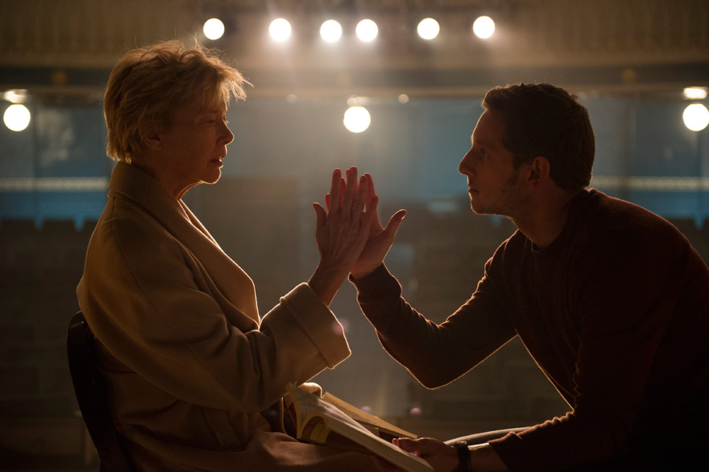 """Annette Bening and Jamie Bell in """"Film Stars Don't Die in Liverpool"""""""