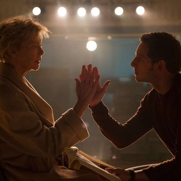 "Annette Bening and Jamie Bell in ""Film Stars Don't Die in Liverpool"""