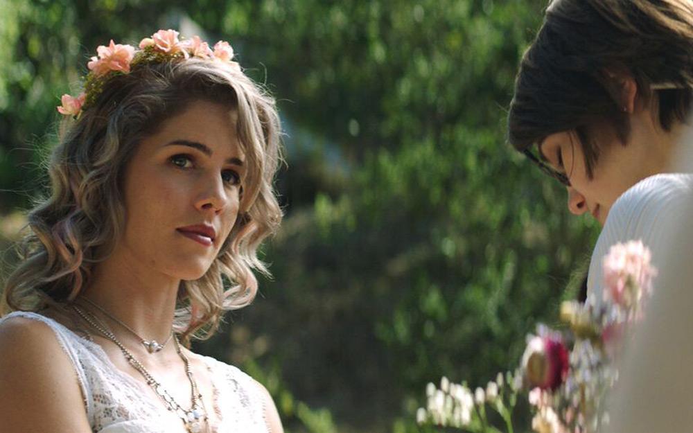"Emily Betts Rickards in ""Funny Story"""