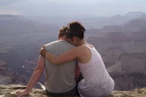 """Ryan Caraway and Kelsey Siepser in """"West of Her"""""""