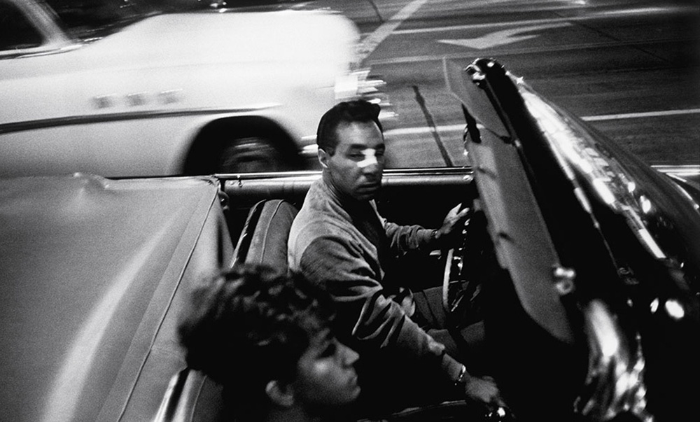 """A still from """"Garry Winogrand: All Things Are Photographable"""""""