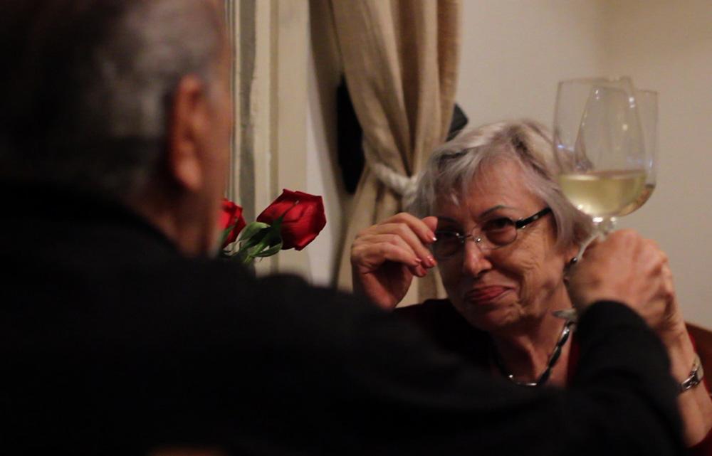 A scene from La Flor De La Vida