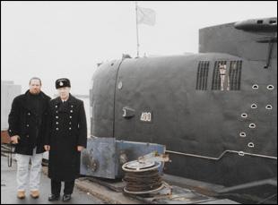 "A scene from Tiller Russell's ""Operation Odessa"""