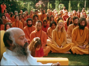"""A scene from """"Wild Wild Country"""""""
