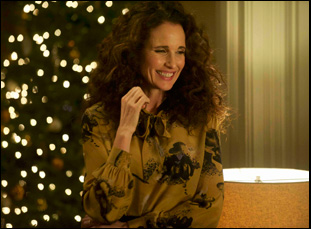 "Andie MacDowell in ""Love After Love"""