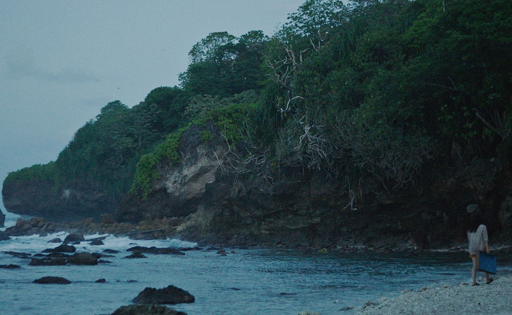 """A scene from Gabrielle Brady's """"Island of Hungry Ghosts"""""""