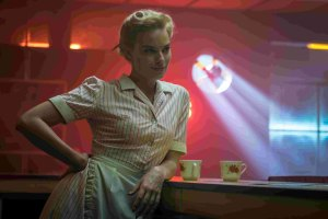 """Margot Robbie in """"Terminal"""""""