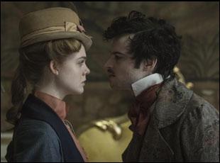 """Elle Fanning in """"Mary Shelley"""""""