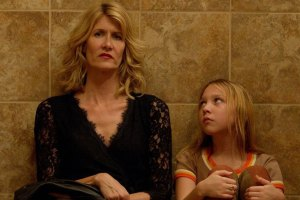 "Isabelle Nélisse and Laura Dern in ""The Tale"""
