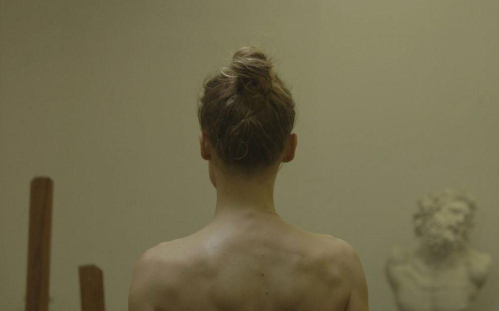"Lily Baldwin in ""Parthenon"""