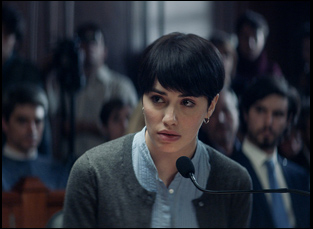 "Lali Esposito in ""The Accused"""