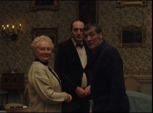 """Lalor Roddy, Helena Bereen in """"Don't Leave Home"""""""