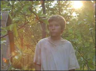 "Landon Edwards in ""Lost Child"""