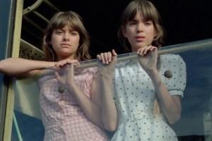 "Eléonore Klarwein and Odile Michel in ""Peppermint Soda"""